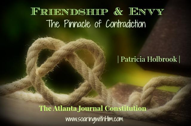 Friendship & Envy 08.20.16